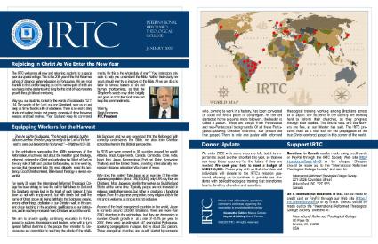 Thumbnail of Jan 2020 Newsletter